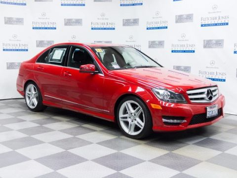 Used Mercedes-Benz C-Class C 250 Sport