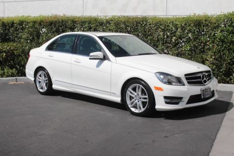Certified Used Mercedes-Benz C-Class C 250 Luxury