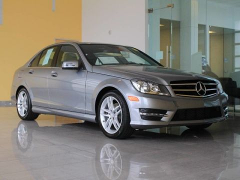 Certified Used Mercedes-Benz C-Class C 250 Sport