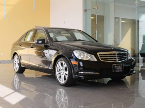 Certified Used Mercedes-Benz C-Class C250 Luxury