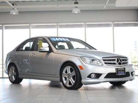 Used Mercedes-Benz C-Class C 300 Sport