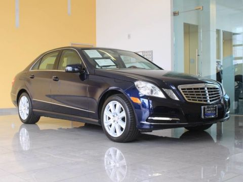 Used Mercedes-Benz E-Class E 350 Luxury