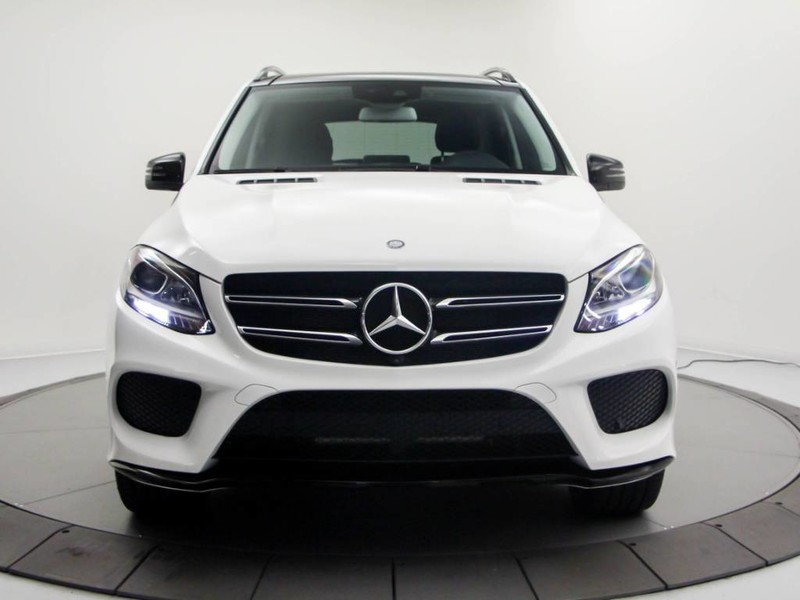 Certified Pre Owned 2017 Mercedes Benz Gle Gle 400 Suv In Newport