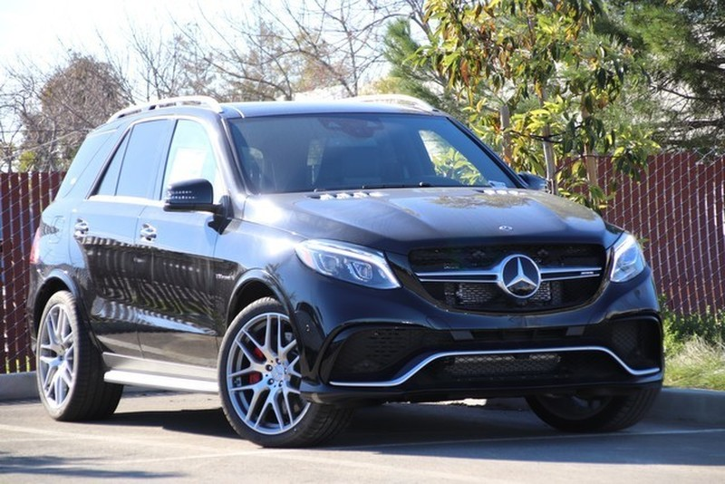 New 2018 Mercedes-Benz GLE AMG® GLE 63 S 4MATIC SUV