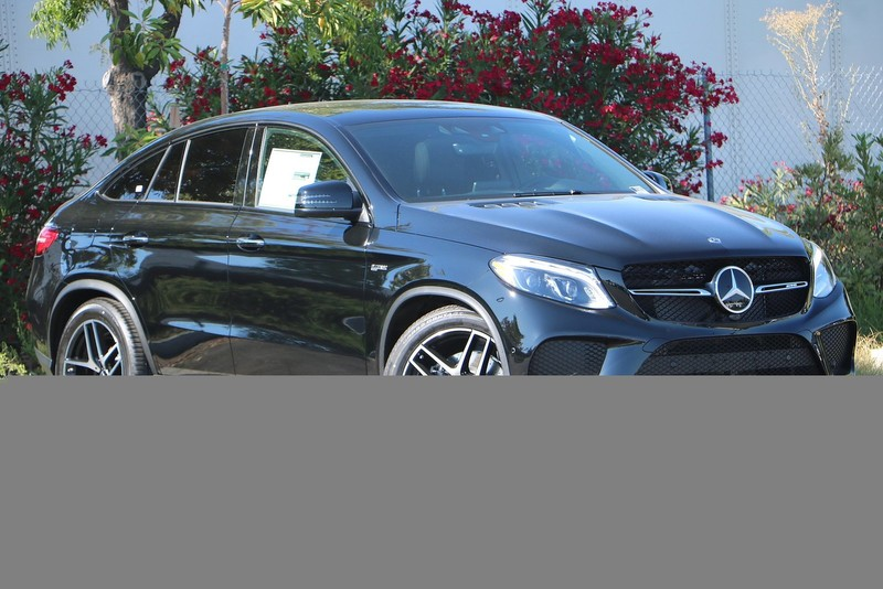 New 2019 Mercedes-Benz GLE AMG® GLE 43 4MATIC Coupe