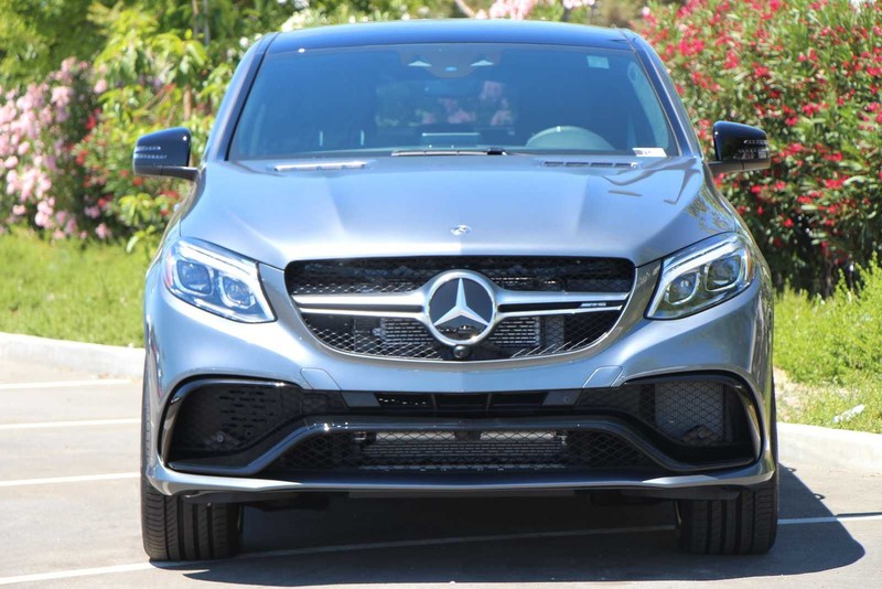 New 2019 Mercedes-Benz GLE AMG® GLE 63 S 4MATIC Coupe