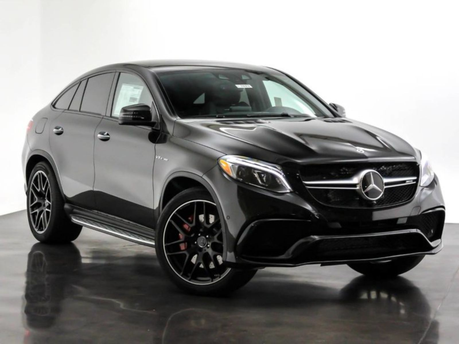 Amg Gle 63 >> New 2019 Mercedes Benz Gle Amg Gle 63 S With Navigation