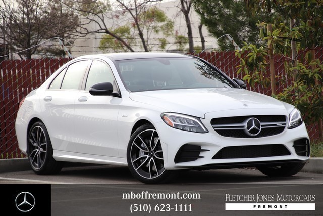 New 2019 Mercedes-Benz C-Class AMG® C 43 4MATIC Sedan