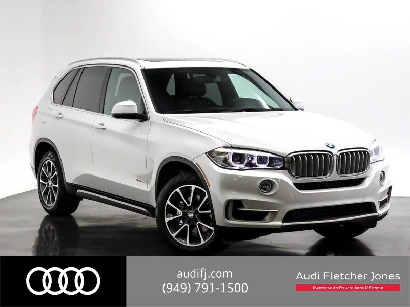 Pre Owned 2017 Bmw X5 Sdrive35i