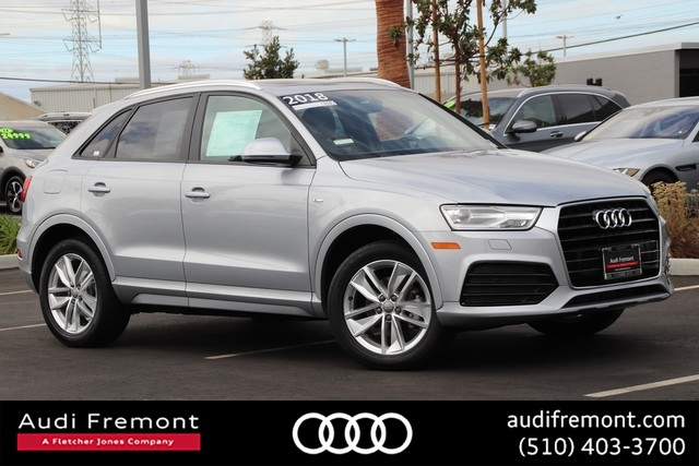 Certified PreOwned Audi Q Premium Sport Utility In Fremont - Certified pre owned audi