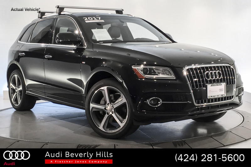 Certified Pre Owned 2017 Audi Q5 3 0 Tfsi Premium Plus