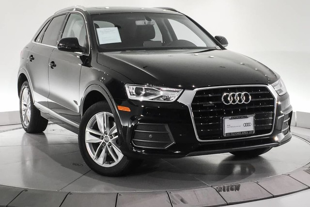 Certified Pre Owned 2016 Audi Q3 Quattro 4dr Premium Plus