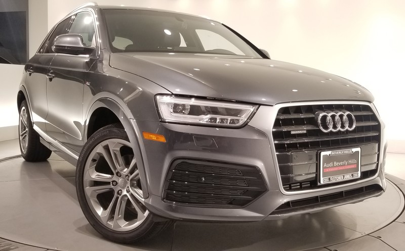 New Audi Q Premium Plus SUV In Beverly Hills JR - Audi beverly hills