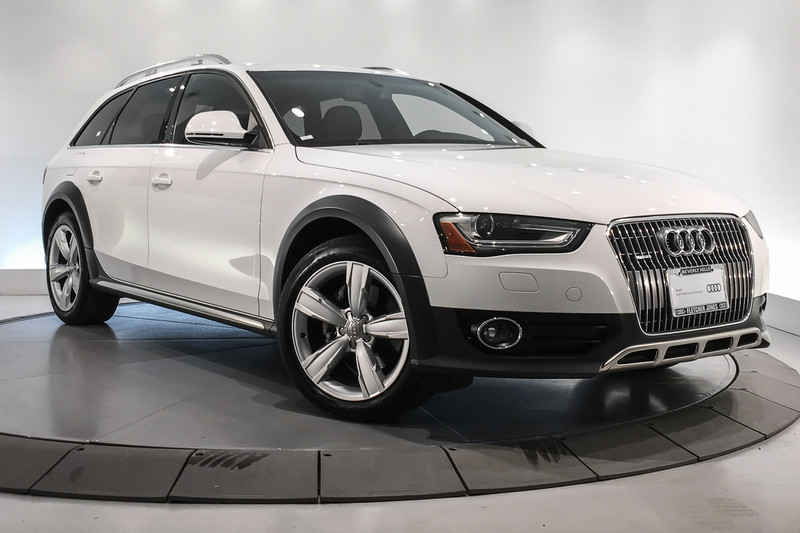 Certified Pre Owned 2016 Audi Allroad 4dr Wgn Premium Plus