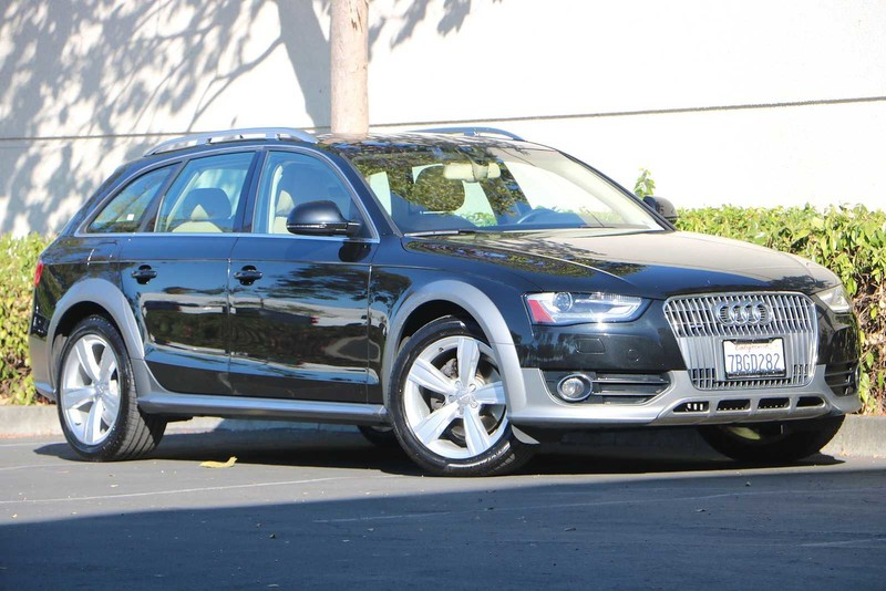Pre-Owned 2013 Audi allroad 4dr Wgn Premium Plus
