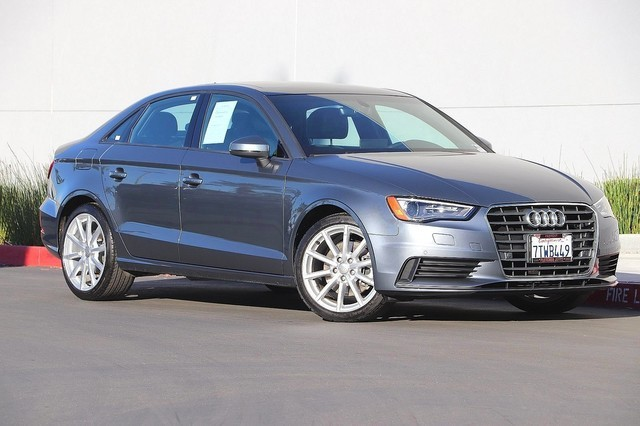 Certified Pre-Owned 2016 Audi A3 1.8T Premium