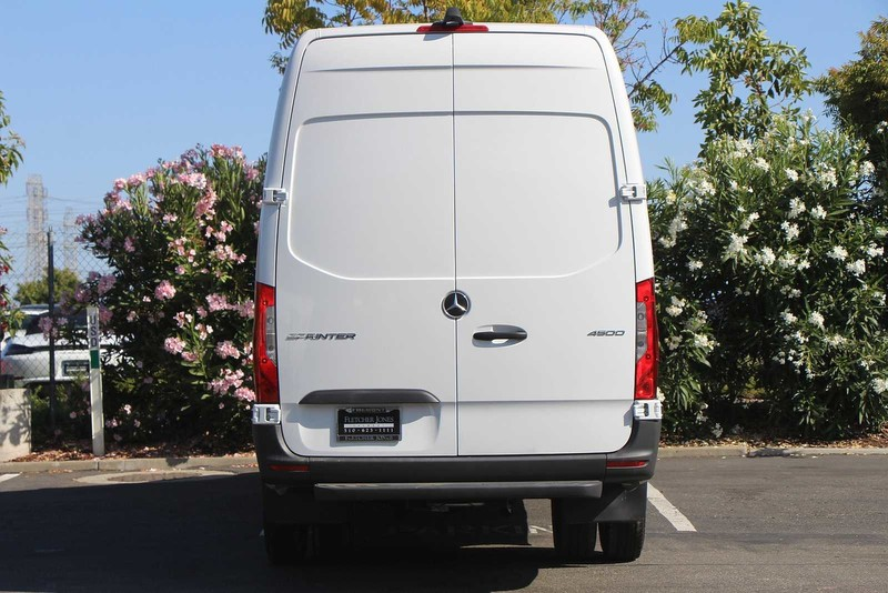 New 2019 Mercedes-Benz Sprinter Cargo Van 3500XD High Roof V6 170 RWD