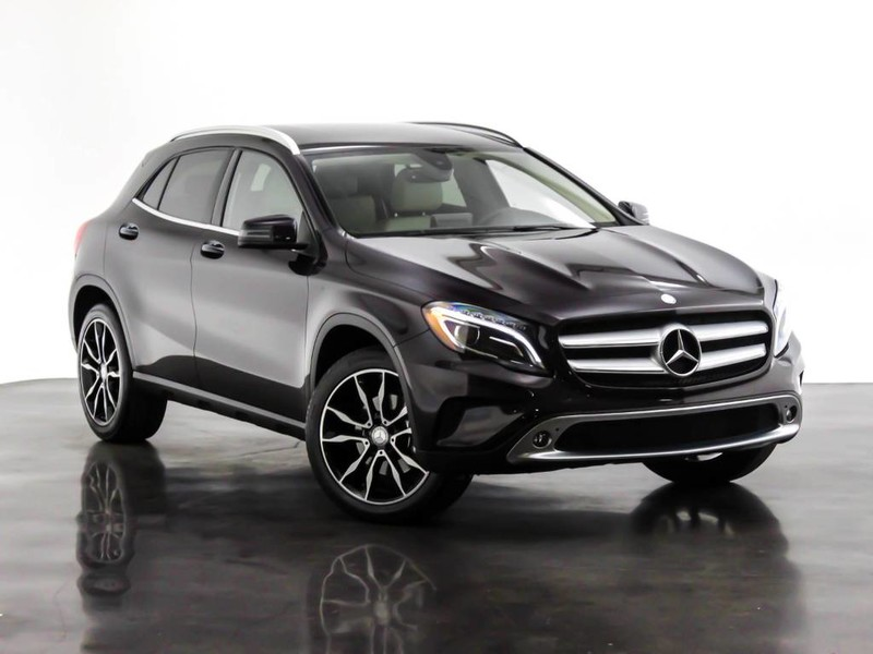 All Wheel Drive 4matic Suv Certified Pre Owned 2016 Mercedes Benz Gla 250