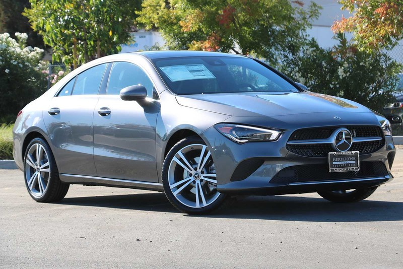 New 2020 Mercedes Benz Cla Cla 250 Coupe Front Wheel Drive Coupe