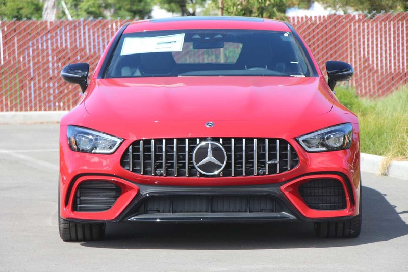 New 2019 Mercedes-Benz AMG® GT AMG® GT 63 4-Door Coupe