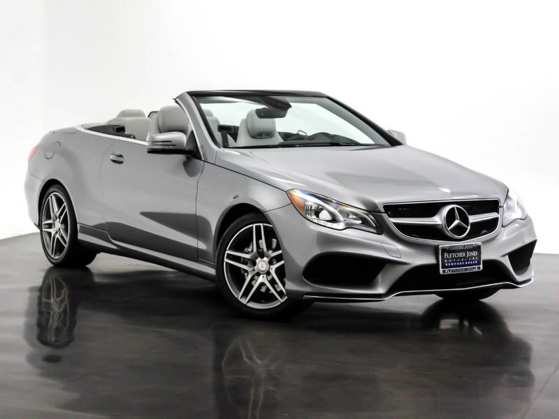Pre Owned 2016 Mercedes Benz E Cl 400