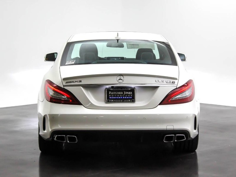 Pre-Owned 2017 Mercedes-Benz CLS AMG® CLS 63 S
