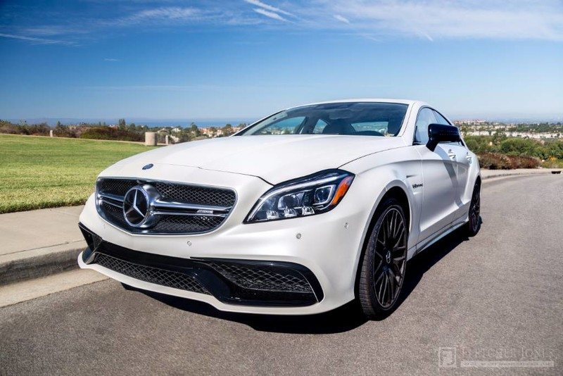 New 2017 mercedes benz cls amg cls 63 s coupe in newport for Mercedes benz newport news