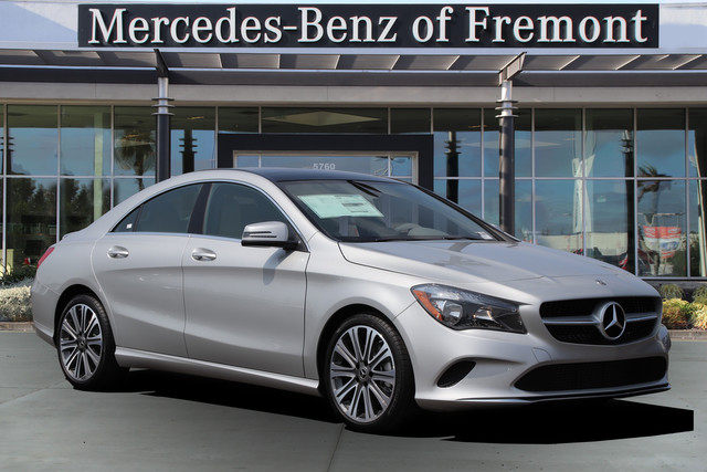 New 2019 Mercedes Benz Cla Cla 250 Coupe Coupe In Fremont 68121