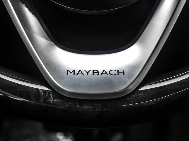 New 2018 Mercedes-Benz S-Class Maybach S 650