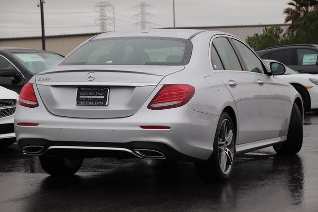 New 2019 Mercedes-Benz E-Class E 300 RWD Sedan