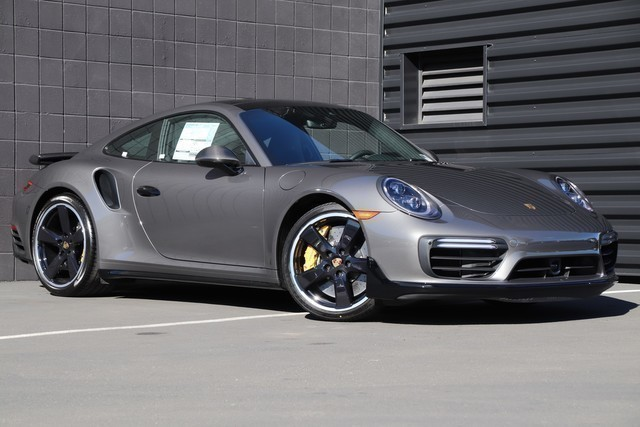 All Wheel Drive Coupe New 2019 Porsche 911 Turbo S