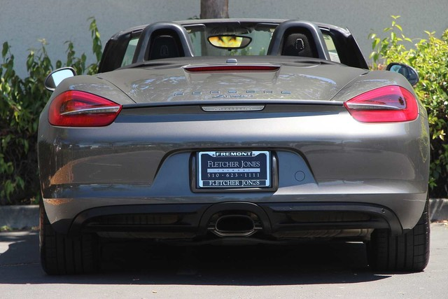 Certified Pre-Owned 2014 Porsche Boxster