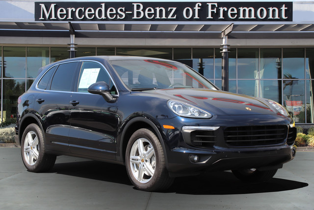 Certified Pre Owned 2017 Porsche Cayenne