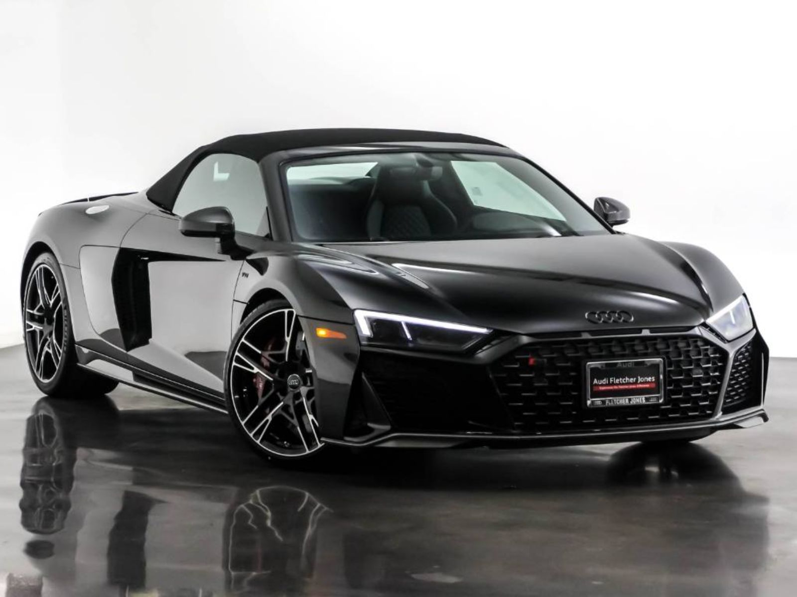 New 2020 Audi R8 Spyder V10 performance