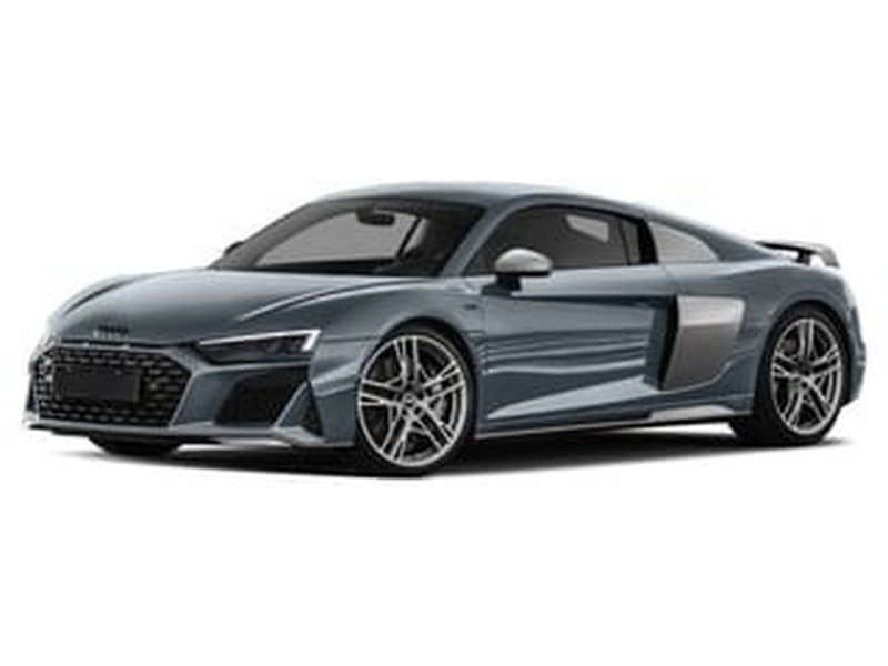 New 2020 Audi R8 Coupe V10 performance