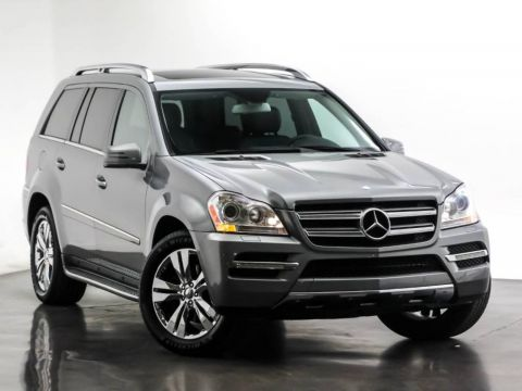 Pre-Owned 2012 Mercedes-Benz GL-Class 4MATIC® 4dr GL 450