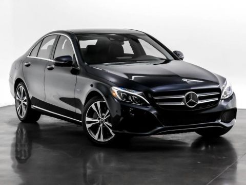 Pre-Owned 2018 Mercedes-Benz C-Class C 350e