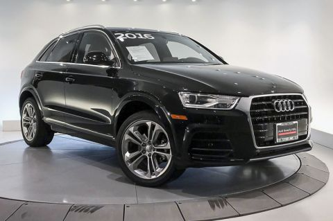Pre-Owned 2016 Audi Q3 FrontTrak 4dr Premium Plus