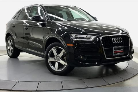 Pre-Owned 2015 Audi Q3 FrontTrak 4dr 2.0T Premium Plus
