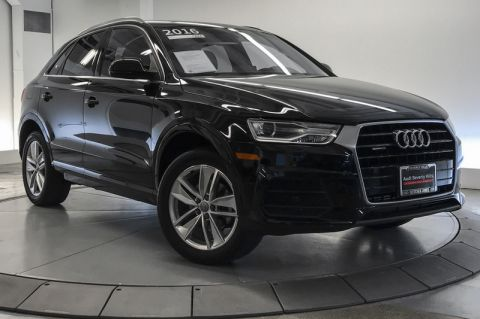 Certified Pre-Owned 2016 Audi Q3 quattro 4dr Premium Plus