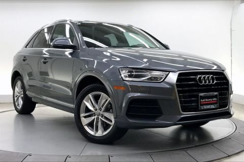 Pre-Owned 2017 Audi Q3 2.0 TFSI Premium Plus FWD