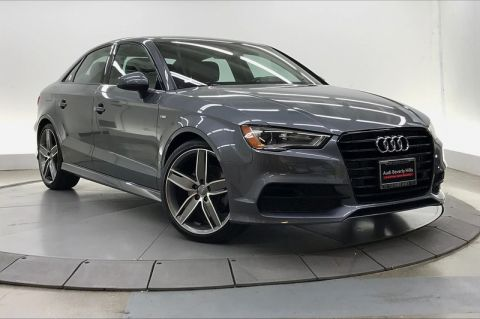 Pre-Owned 2016 Audi A3 4dr Sdn FWD 1.8T Premium