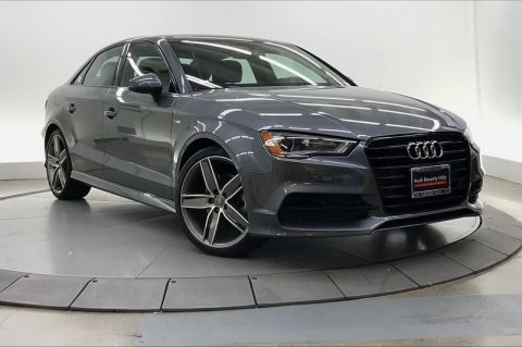 Certified Pre-Owned 2016 Audi A3 4dr Sdn FWD 1.8T Premium