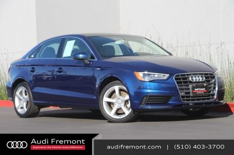 Certified Pre-Owned 2015 Audi A3 1.8T Premium