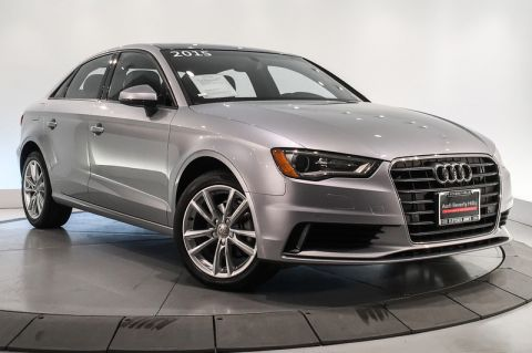 Pre-Owned 2015 Audi A3 4dr Sdn FWD 2.0 TDI Premium