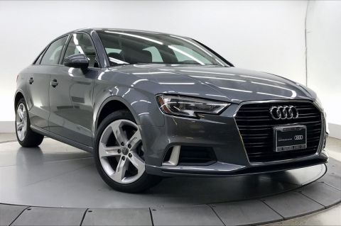 Certified Pre-Owned 2018 Audi A3 Sedan 2.0 TFSI Premium FWD