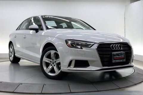 Pre-Owned 2017 Audi A3 Sedan 2.0 TFSI Premium FWD