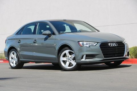 Certified Pre-Owned 2017 Audi A3 Sedan Premium