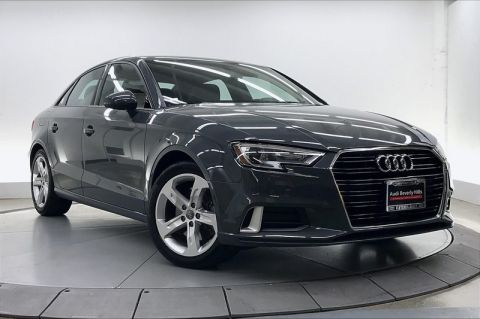 Certified Pre-Owned 2017 Audi A3 Sedan 2.0 TFSI Premium FWD