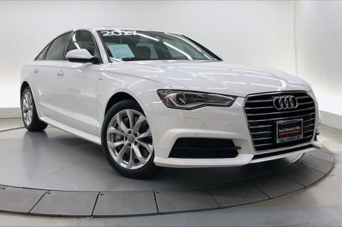 Pre-Owned 2017 Audi A6 2.0 TFSI Premium FWD